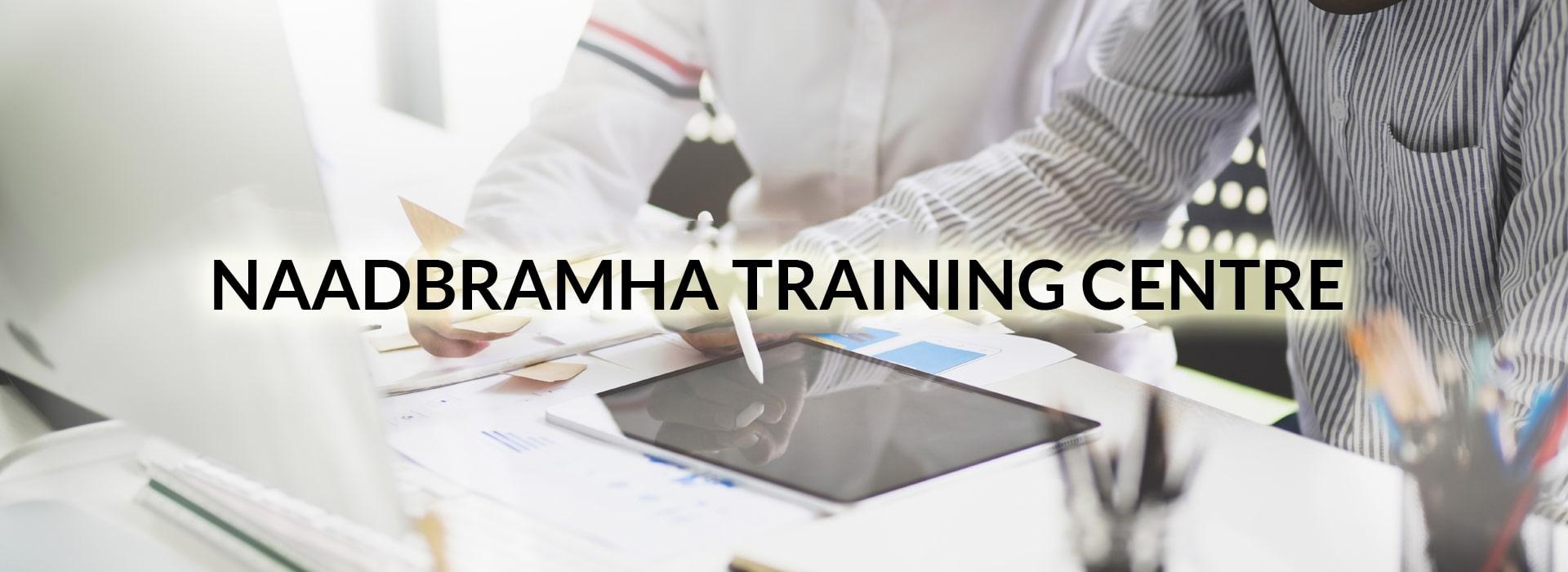 Naadbramha Training Centre